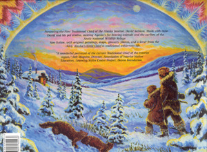Alaska's Little Chief - back cover