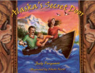 Alaska's Secret Door - front cover